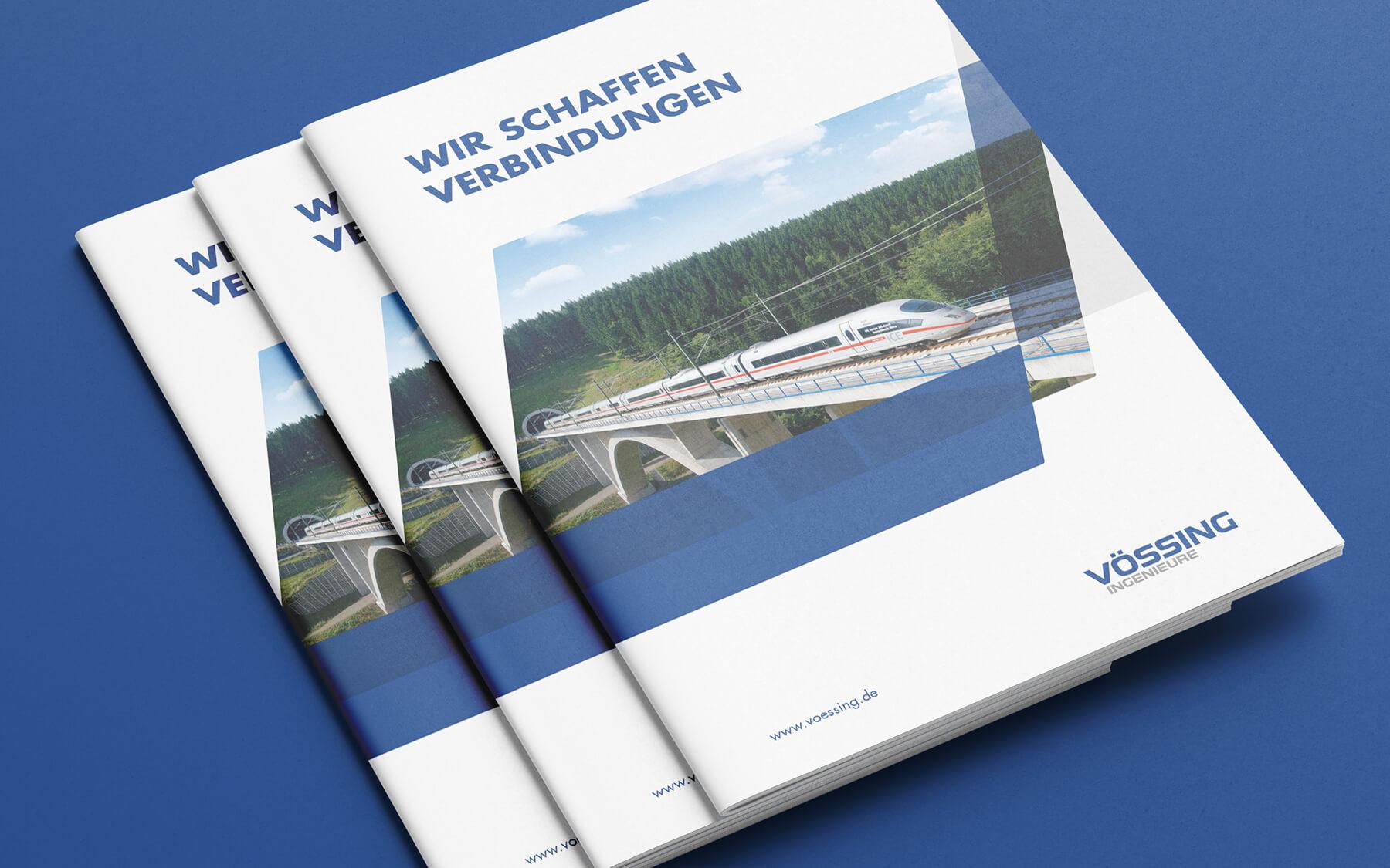 grafik design agentur layout kataloge brochüre company profile print werbeagentur berlin corporate design