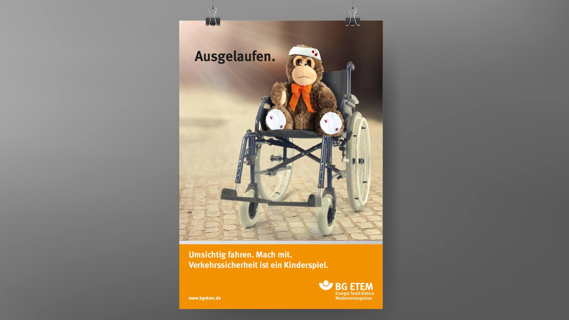 plakatwerbung grossflächen print produktion platzierung werbeagentur berlin