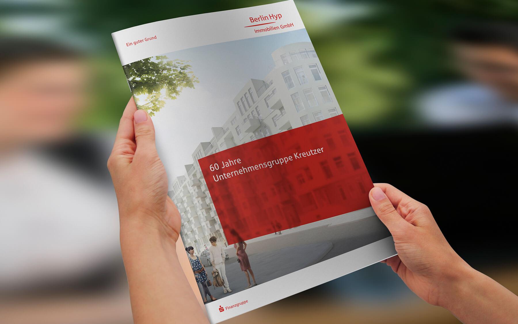 print agentur kataloge werbematerial cover stationery plakate kampagnen werbeagentur berlin corporate design