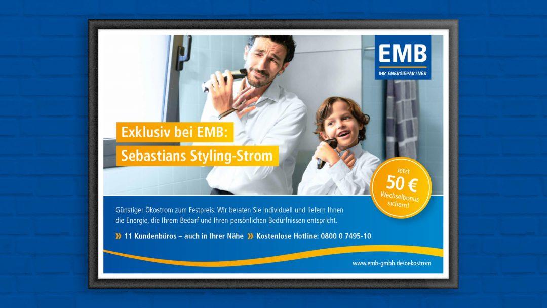 radio spot commercial vertonung aufnahme werbeagentur berlin corporate design rasieren vater sohn