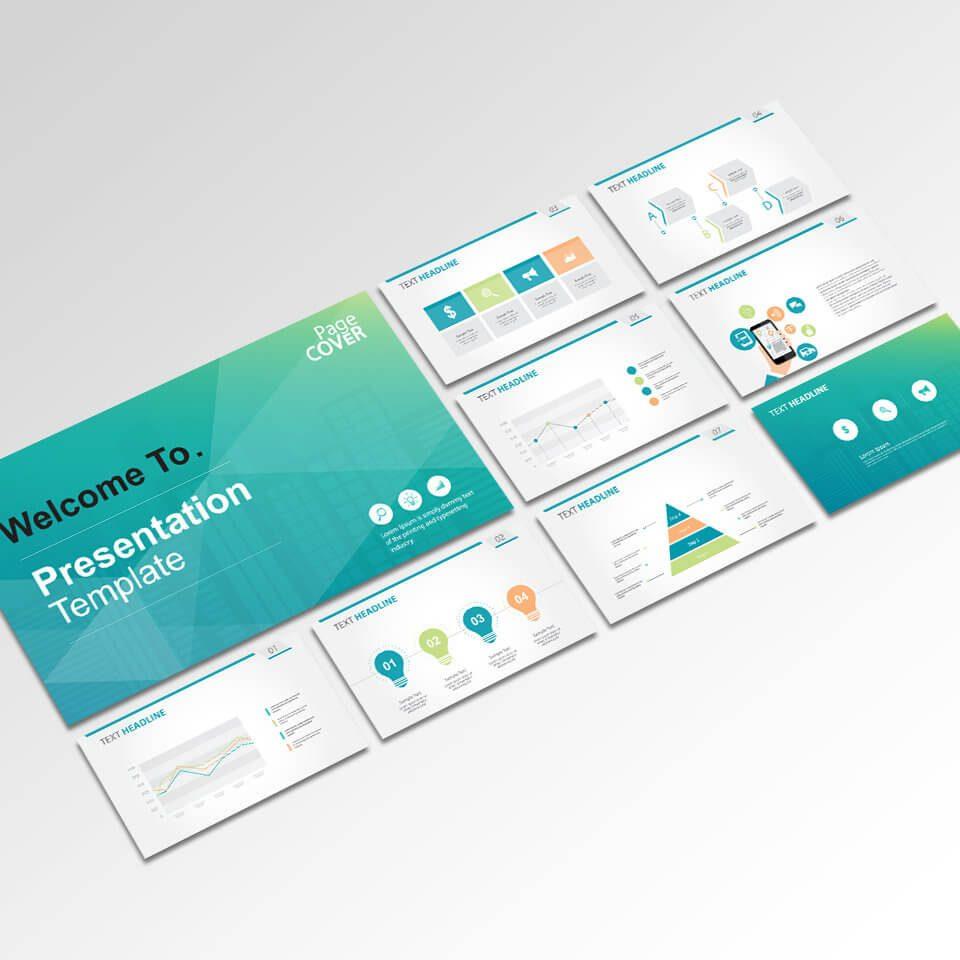 powerpoint agentur professionelle vorlagen content erstellung werbeagentur berlin corporate design